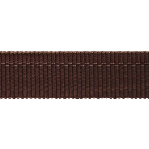Тесьма Брючная лента т.коричневый. Цена указана за 10 см
