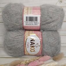 Пряжа 10914 серый