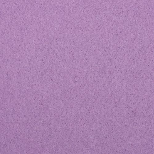 Фетр листовой, 1,0мм, 180 гр, 20х30см, 10 шт/упак (YF 622 сиреневый)