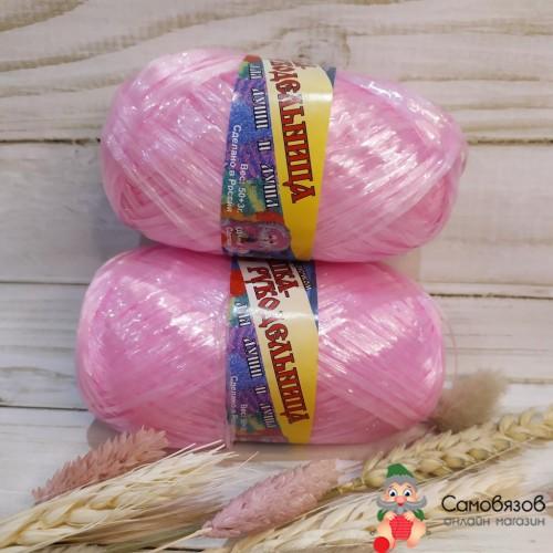 Пряжа фламинго