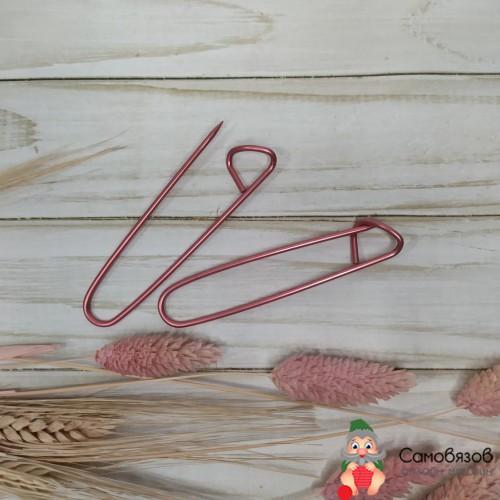 Вязание Вспомогательная булавка для вязания 9 см