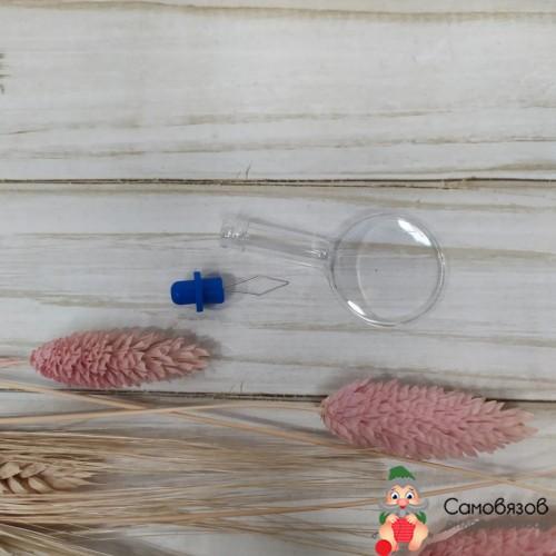Принадлежности для шитья и рукоделия Нитевдеватель с лупой 65 x 3 см