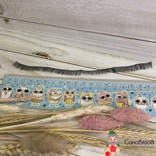 Аксессуары для кукол Реснички, за 1 шт 20*12 см цвет черный