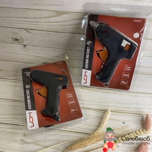 Аксессуары Клеевой пистолет LOM, 20 Вт 220 В 7 мм