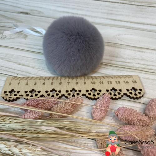 Аксессуары для одежды и обуви Помпон №13 св.серый