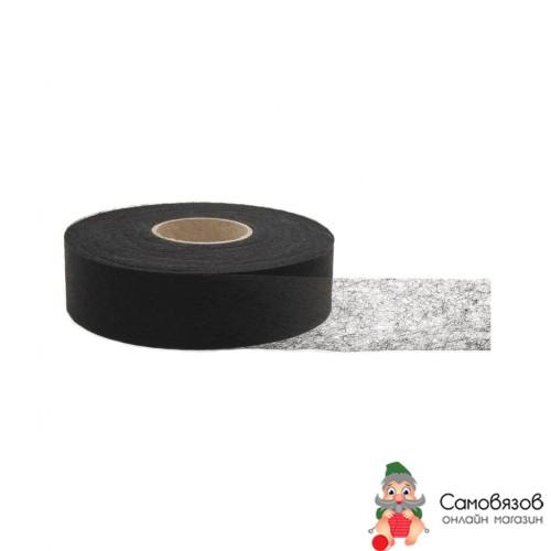 Текстильная галантерея Паутинка 35мм 0531-0338 графит (цена за 10 см)