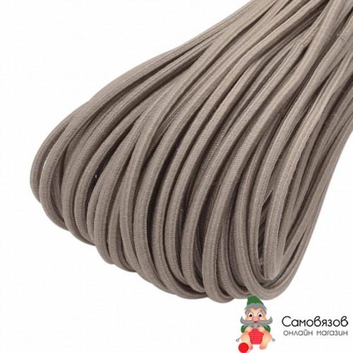 Резинка С1038 Шнур эластичный 2,5мм (белый)