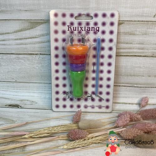 Аксессуары для вязания Устройство для плетения шнуров Ruixiang