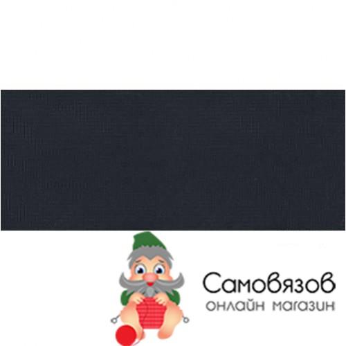 Резинка Лента тканая эласт. 50мм, черная (Арг) Цена указана за 10 см