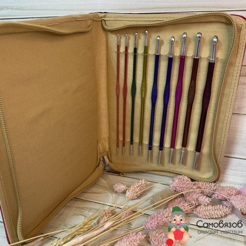 Крючки Набор крючков для вязания Zing