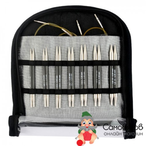 Спицы k182 Набор Special Interchangeable Needle Set съемных спиц Karbonz
