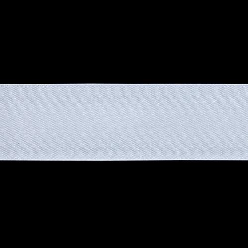 Лента Лента атласная 2,5см*32,9м (8002 белоснежный) Цена указана за 10 см