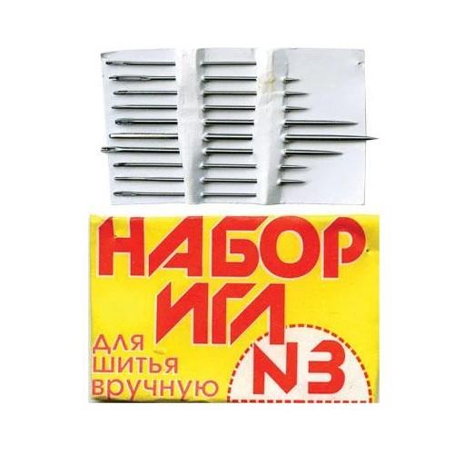 Иглы Набор игл С28-275 Ассорти №3 КЛБ