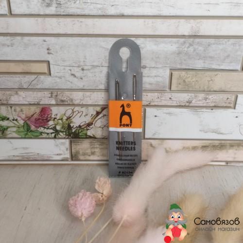 Аксессуары для вязания 60234 для скрепл. вяз. изделий, в конверте (2 шт)