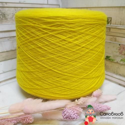 Пряжа 167886 желтый