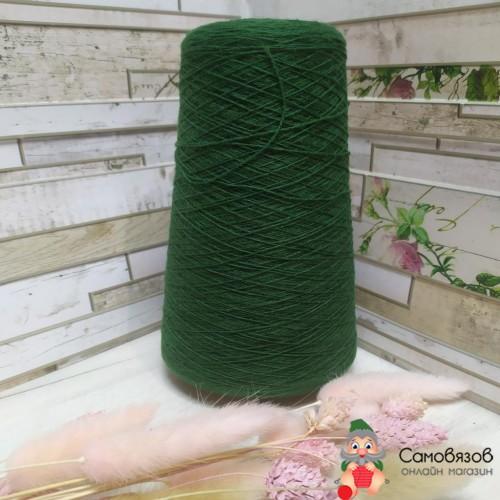Пряжа 21535 Vetiver зеленый