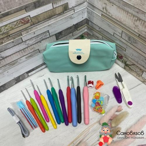 Аксессуары для вязания Набор для рукоделия (30 предметов)