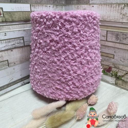 Пряжа 17002 розовый