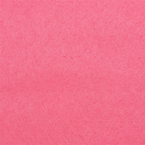 Фетр листовой, 1,0мм, 180 гр, 20х30см, 10 шт/упак (YF 614 розовый)