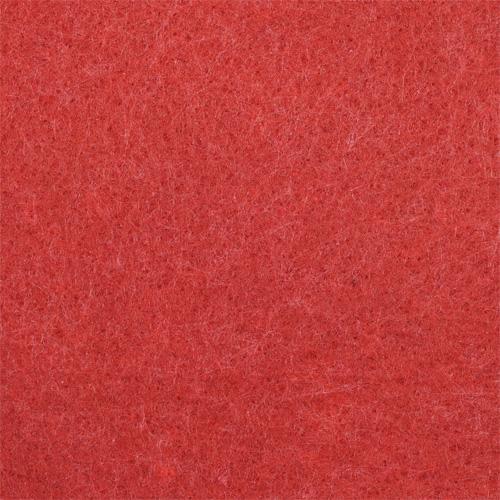Фетр листовой, 1,0мм, 180 гр, 20х30см, 10 шт/упак (YF 617 бордо)