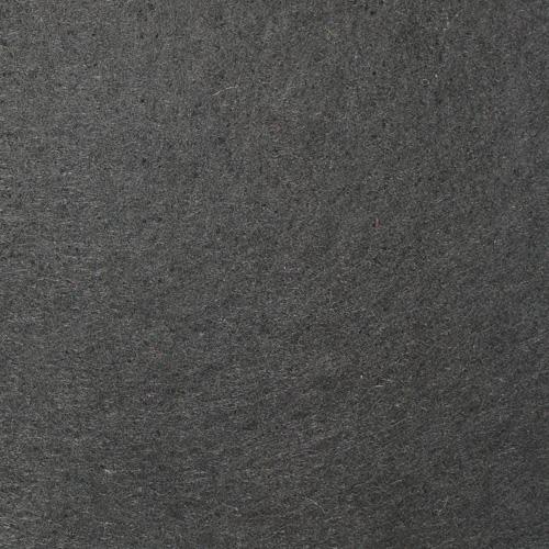 Фетр листовой, 1,0мм, 180 гр, 20х30см, 10 шт/упак (YF 659 черный)