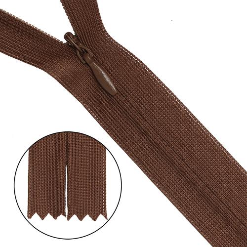 Молнии Молния пот. Т3 - 50 см (568 коричневый)