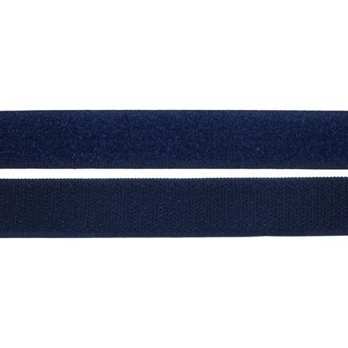 Липучка Лента контактная 25мм 0150-2250 (5069 т.синий) Цена указана за 10 см
