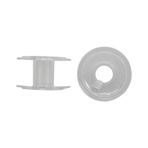 Аксессуары для швейной машины Шпулька пласт. ТВ-В01, 0350-0000 прозр