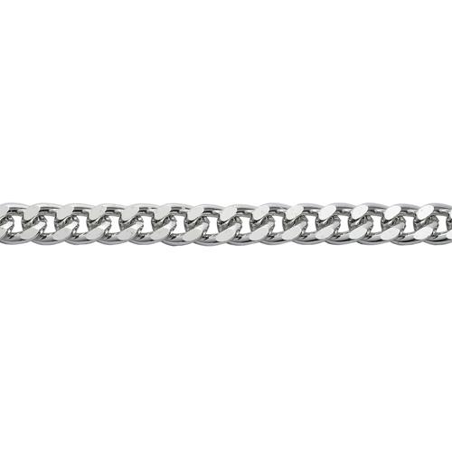 Фурнитура Цепь алюминиевая 11,6*8,7 К1215 (никель) цена за 10 см
