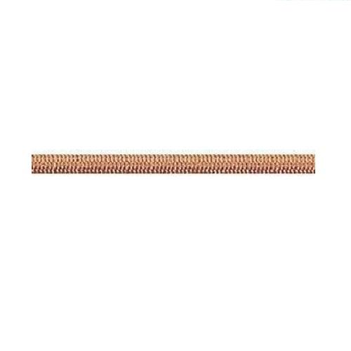 Резинка С838 Шнур эластичный 2мм *30м (бежевый)