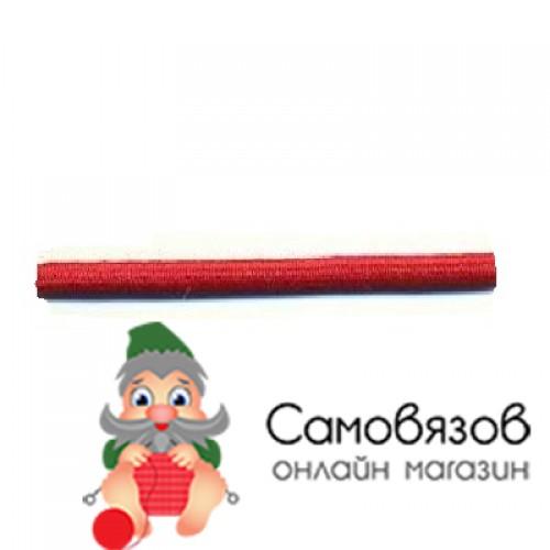 Резинка С838 Шнур эластичный 2мм *30м (красный)