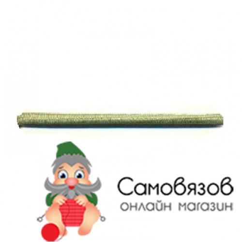 Резинка С838 Шнур эластичный 2мм *30м (оливковый)