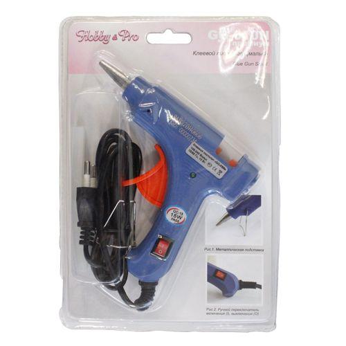 Клей Пистолет клеевой малый GG-010N (3K-508) премиум Hobby&Pro