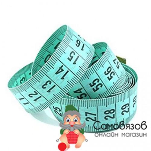 Аксессуары для шитья Сантиметровая лента МТ-03, 0334-5501 150см в футляре