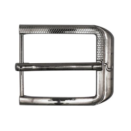 Фурнитура 2AS-006 Пряжка ременная 40мм (черный никель)