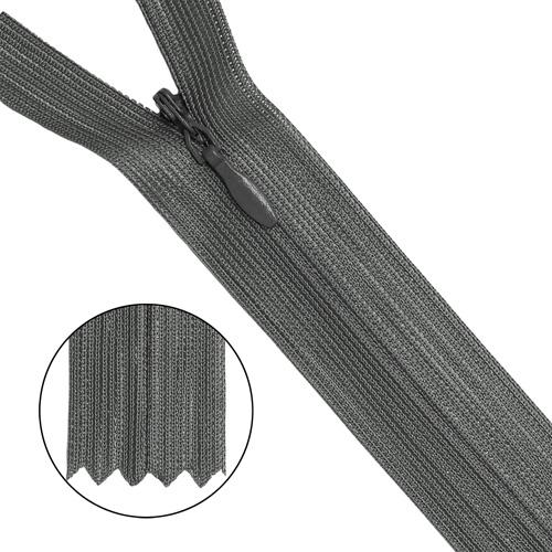 Молнии Молния пот. Т3 - 20 см (275 серый)