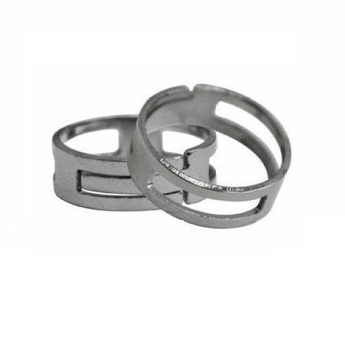 Аксессуары для бижутерии Кольцо для открывания соединительных колечек WH00200 (никель)