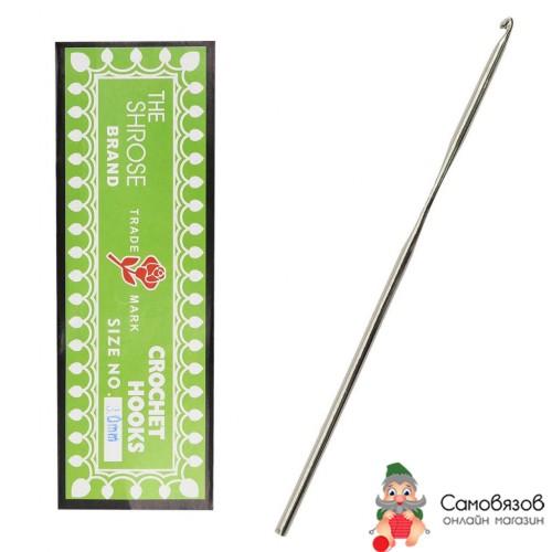 Крючки для вязания Крючок вяз. 0333-6050 3,0мм. (12шт.)