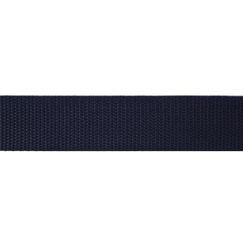Фурнитура Лента ременная 30мм (синий). Цена указана за 10 см