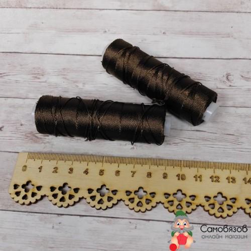 Нитки Особопрочные 350Л 70м (цвет корич)