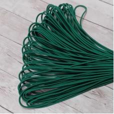 Резинка Шнур эластичный 2мм (яр.зелен) Цена указана за 10 см.
