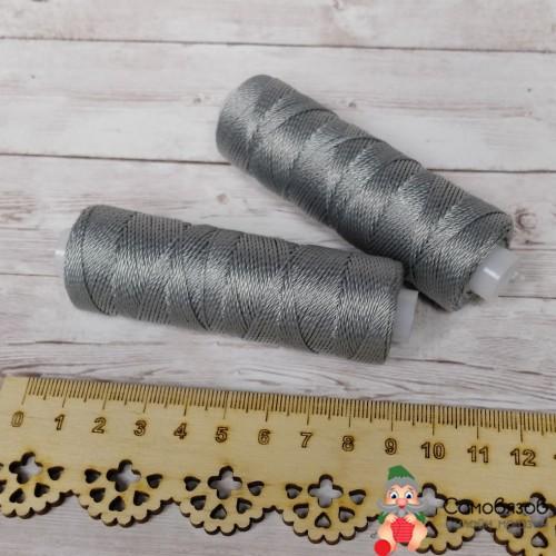 Нитки Особопрочные 350Л 70м (цвет серый 211)