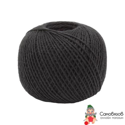 Нитки Флокс (4305 черный)