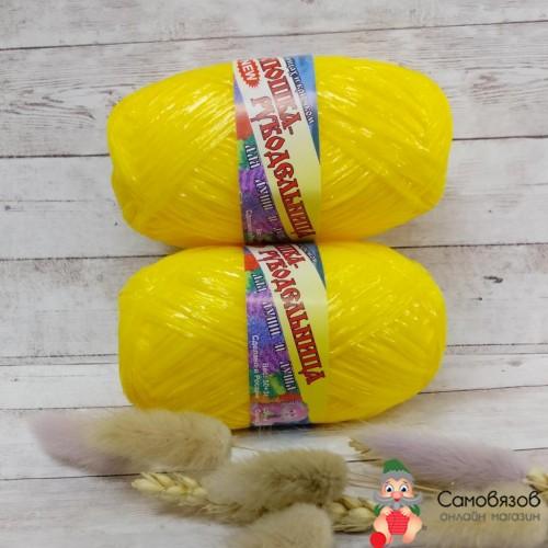 Пряжа Рукодельница Для души и душа (желтый)