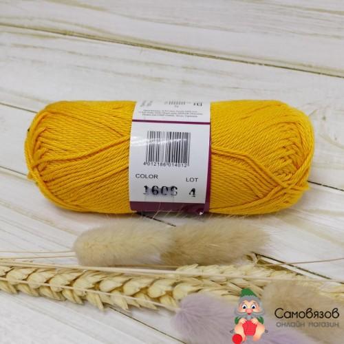 Пряжа Lily 1609 желтый