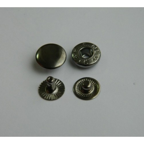 Фурнитура Кнопка №54 (5 мм) сталь (черный никель)