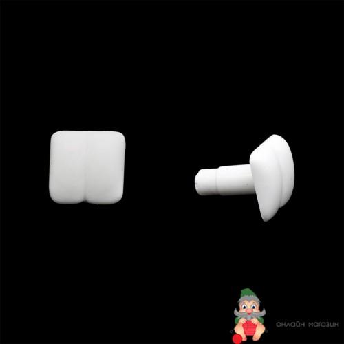Аксессуары для кукол Зубы зайца (без фиксатора)