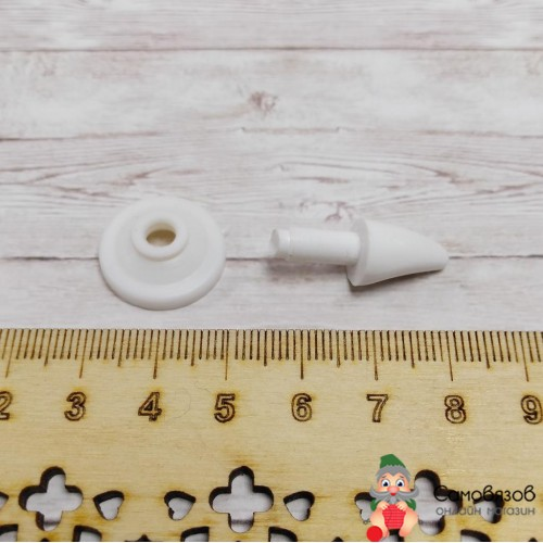 Аксессуары для кукол Зуб клык без фиксатора (цена за 1 шт, фиксатор приобретается отдельно)
