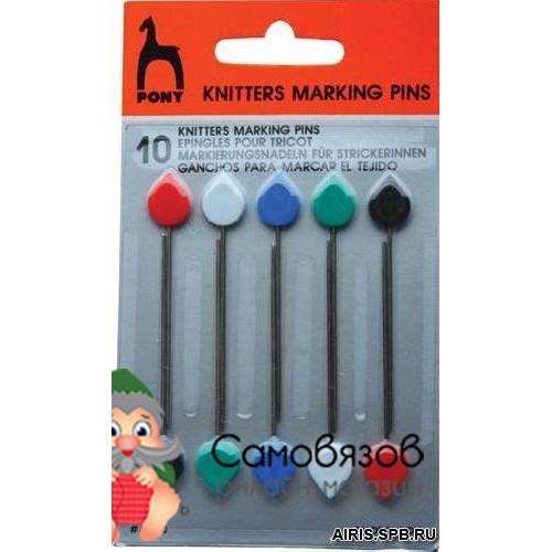 Аксессуары для вязания Knitteks markig pins Иглы наметочные
