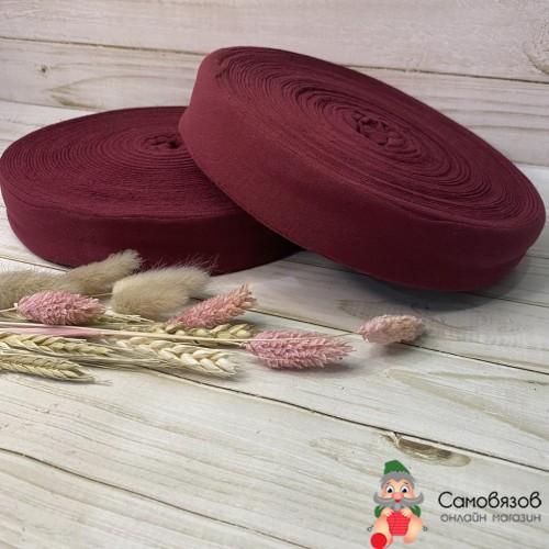 Пряжа Бордовый шик